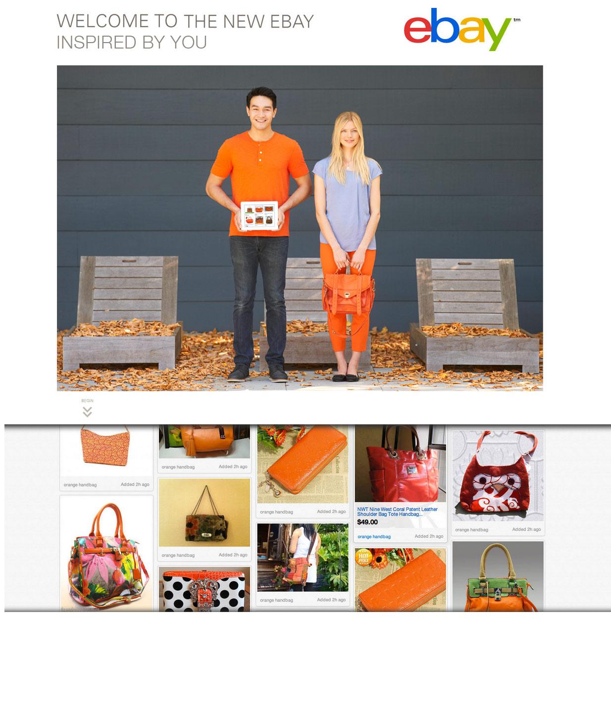 eBay Brand relaunch