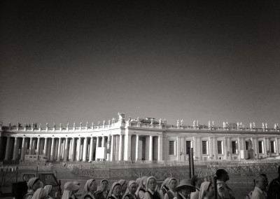 early morning St. Peters